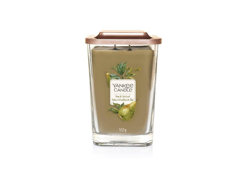 Yankee Candle Svíčka Elevation Pear & Tea Leaf velká, 552 g