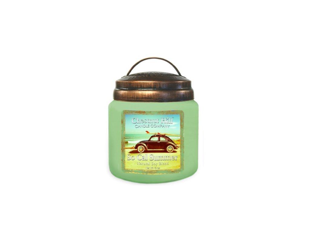 Chestnut Hill Candle svíčka Kalifornské léto - So Cal Summer, 454 g