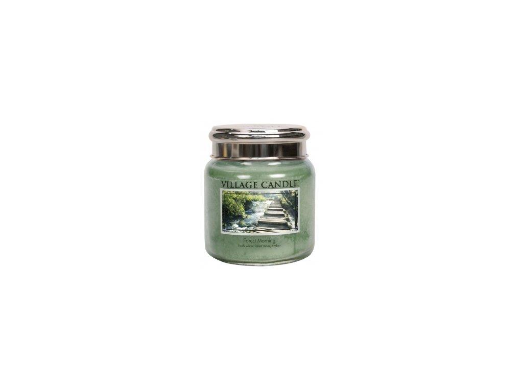 Village Candle Vonná svíčka Lesní Probuzení - Forest Morning, 390 g