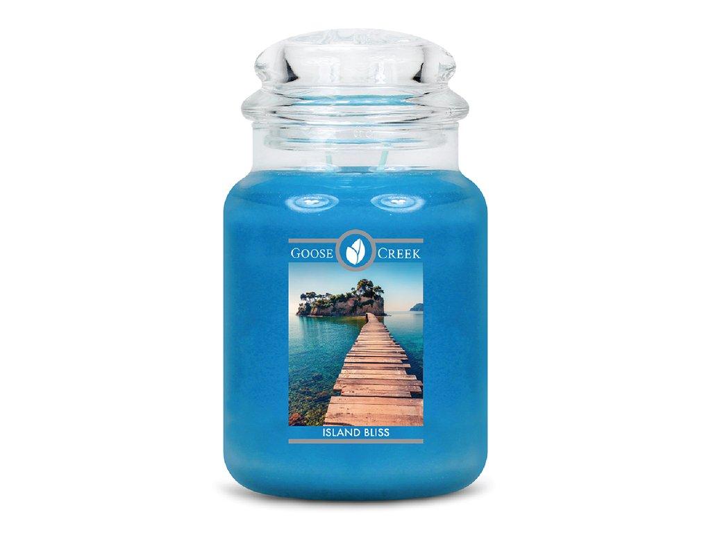 Goose Creek Candle svíčka Ostrovní pohoda - Island Bliss, 680 g