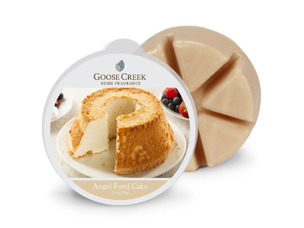 Goose Creek Candle Vonný Vosk Andělský koláček - Angel Food Cake, 59 g