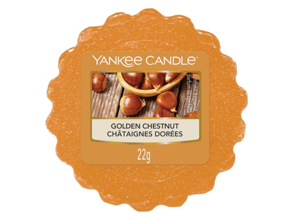 Yankee Candle - Golden Chestnut Vosk do aromalampy, 22 g