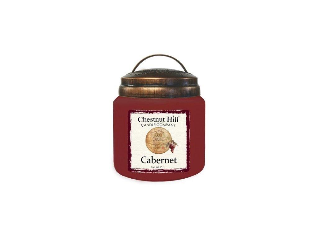 Chestnut Hill Candle svíčka Cabernet - Cabernet, 454g