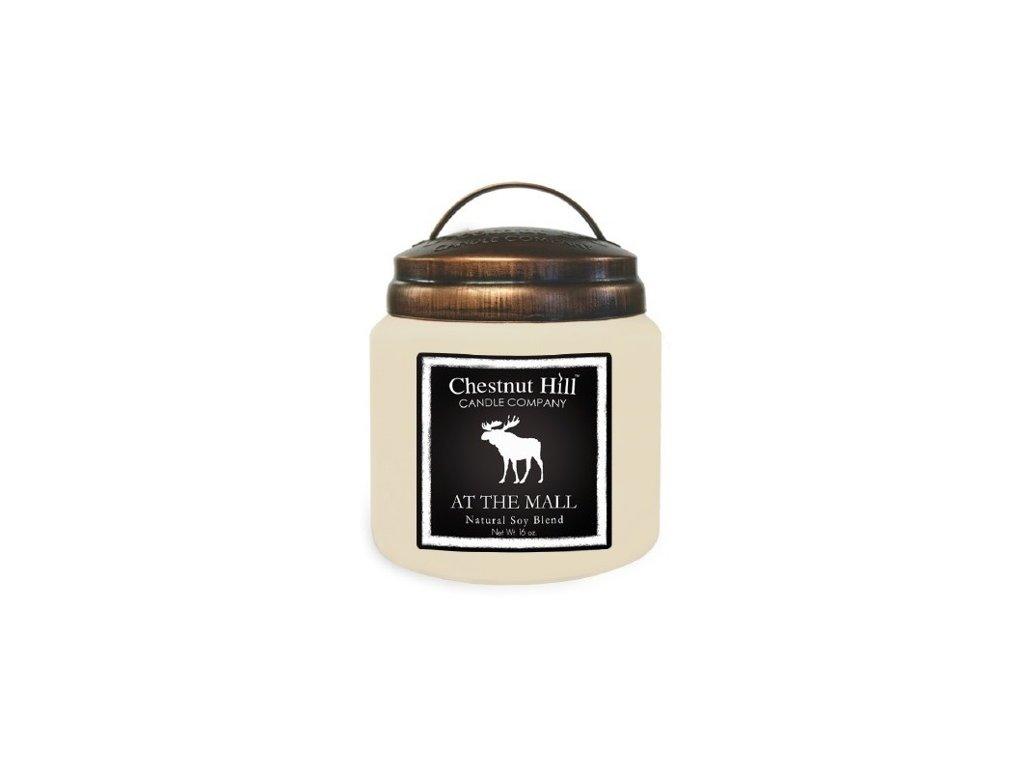 Chestnut Hill Candle svíčka Na nákupech - At the Mall, 454 g