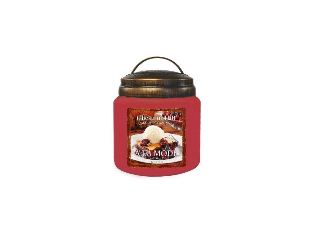 Chestnut Hill Candle svíčka Sladká tečka - A la Mode, 454 g