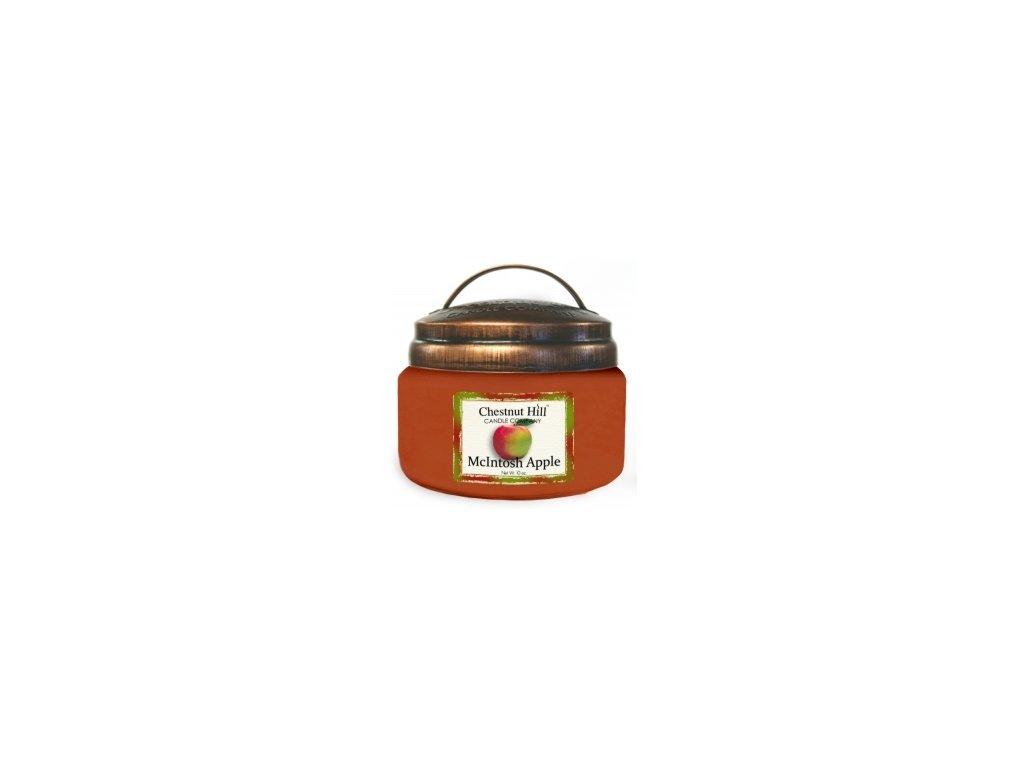 Chestnut Hill Vonná Svíčka Jablko McIntosh - McIntosh Apple, 284 g