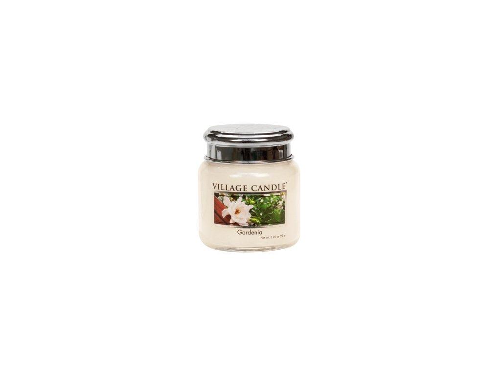 Village Candle Vonná svíčka Gardénie - Gardenia, 92 g