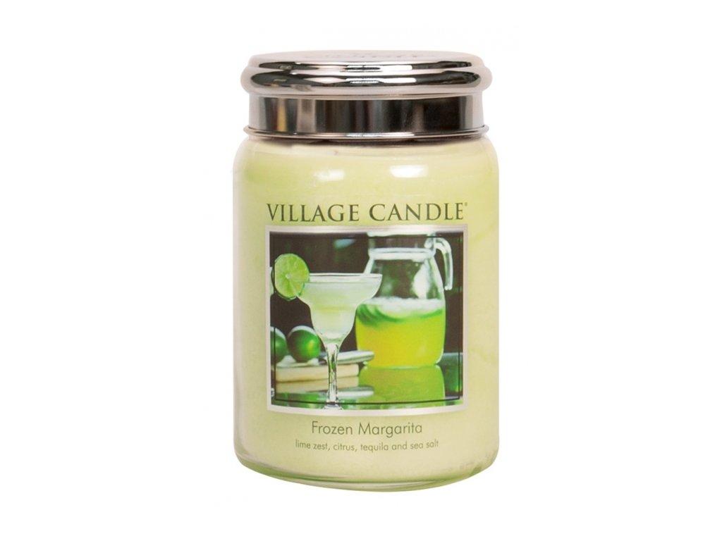 Village Candle Vonná svíčka Margarita - Frozen Margarita, 602 g