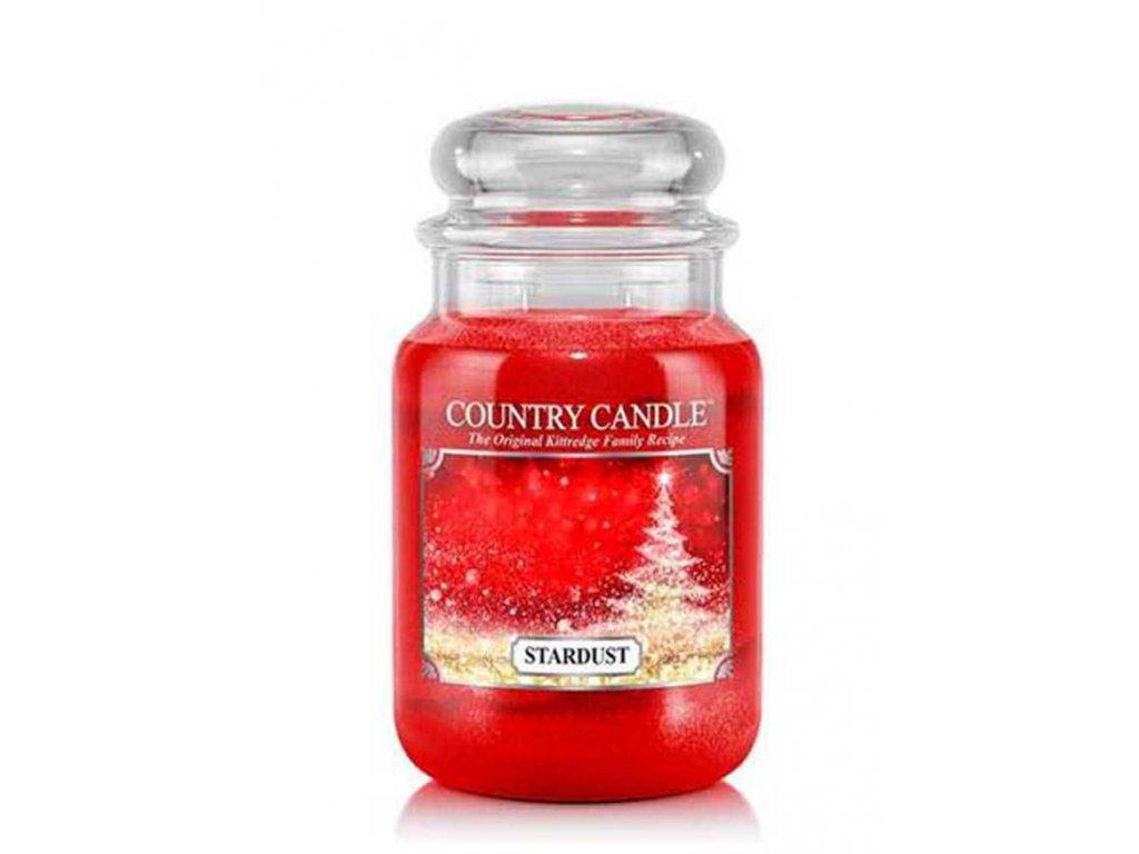 Country Candle Vonná Svíčka Stardust, 652 g