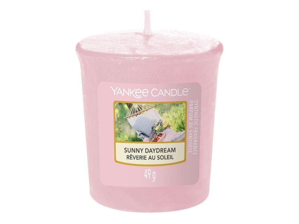 Yankee Candle Vonná Svíčka Votivní Sunny Daydream, 49 g
