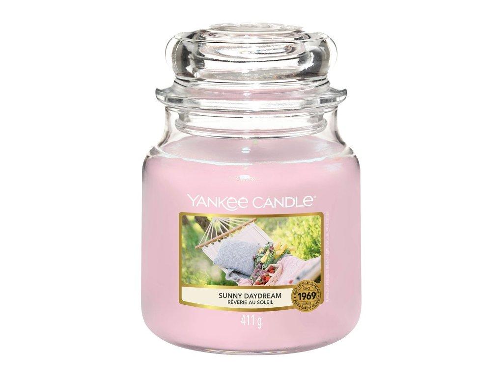 Yankee Candle Vonná Svíčka Sunny Daydream classic střední, 411 g