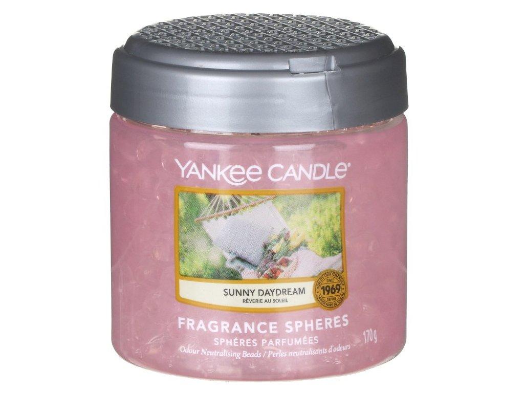 Yankee Candle Sunny Daydream Voňavé perly Spheres, 170 g