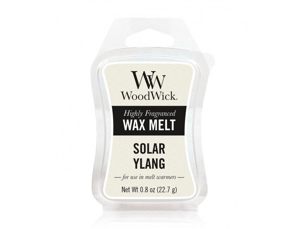 WoodWick Vonný vosk do aromalampy Solar Ylang, 22,7 g