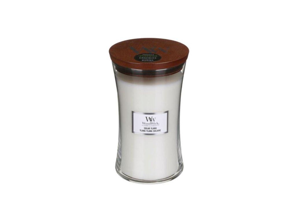 WoodWick Svíčka Solar Ylang váza velká, 609,5 g