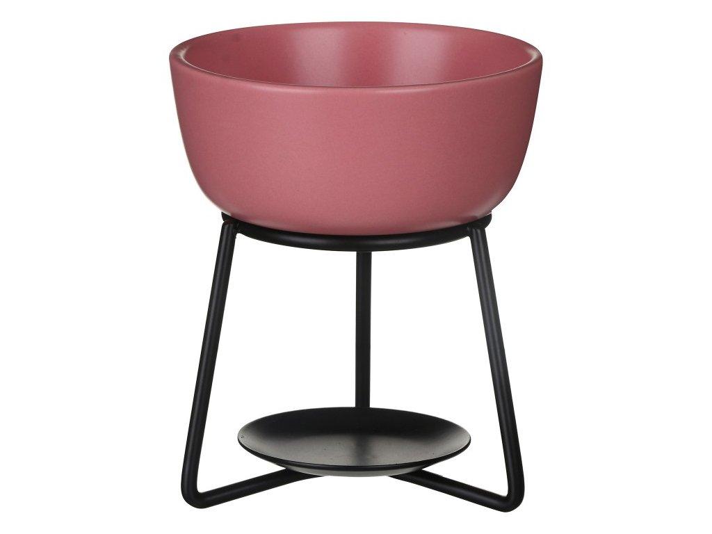 Yankee Candle Aroma lampa Pebble Melt Pink Icing
