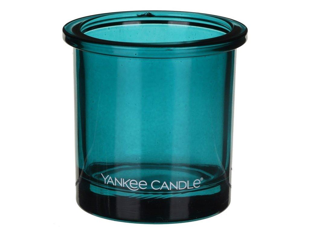 Yankee Candle Pop Tea Light Svícen na votivní svíčku Teal