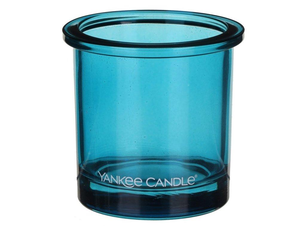 Yankee Candle Pop Tea Light Svícen na votivní svíčku Blue