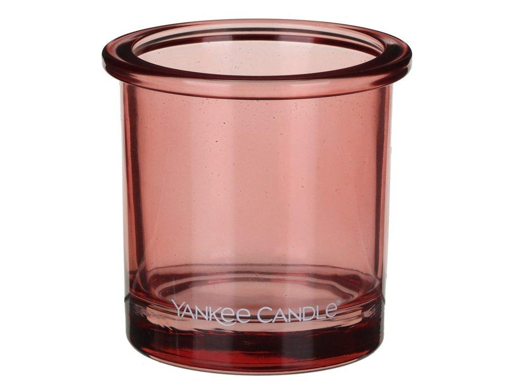 Yankee Candle Pop Tea Light Svícen na votivní svíčku Coral