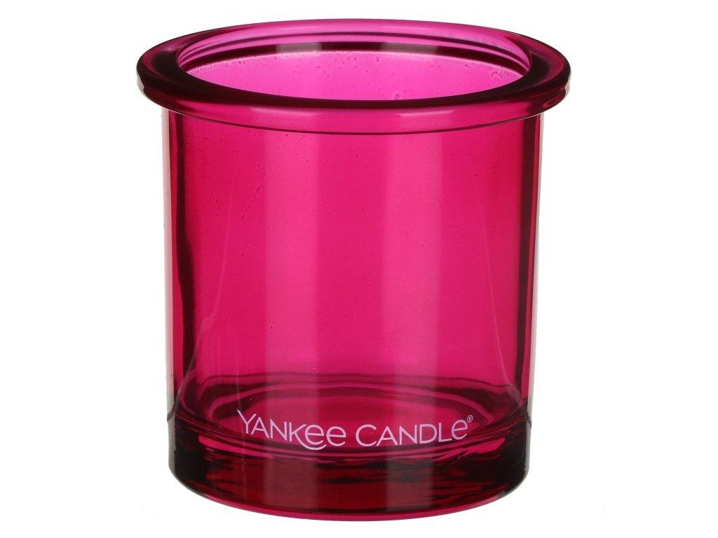 Yankee Candle Pop Tea Light Svícen na votivní svíčku Pink
