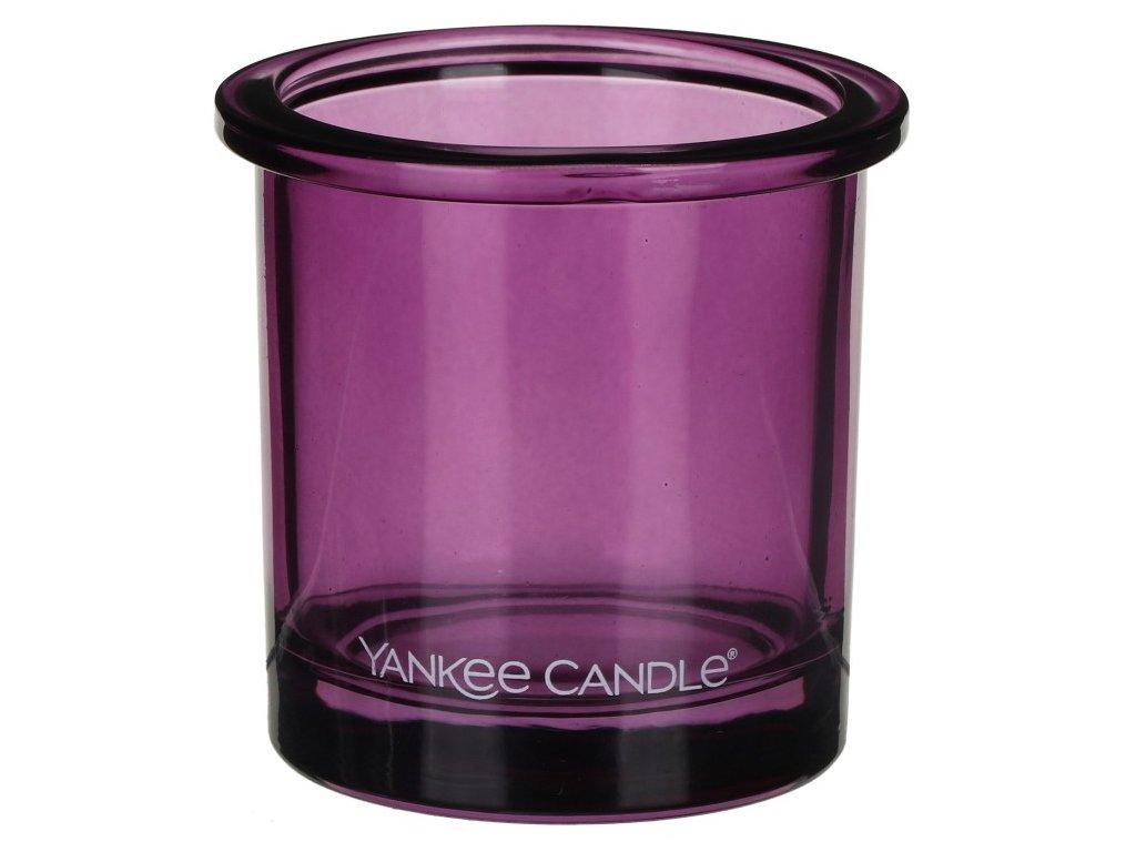 Yankee Candle Pop Tea Light Svícen na votivní svíčku Violet