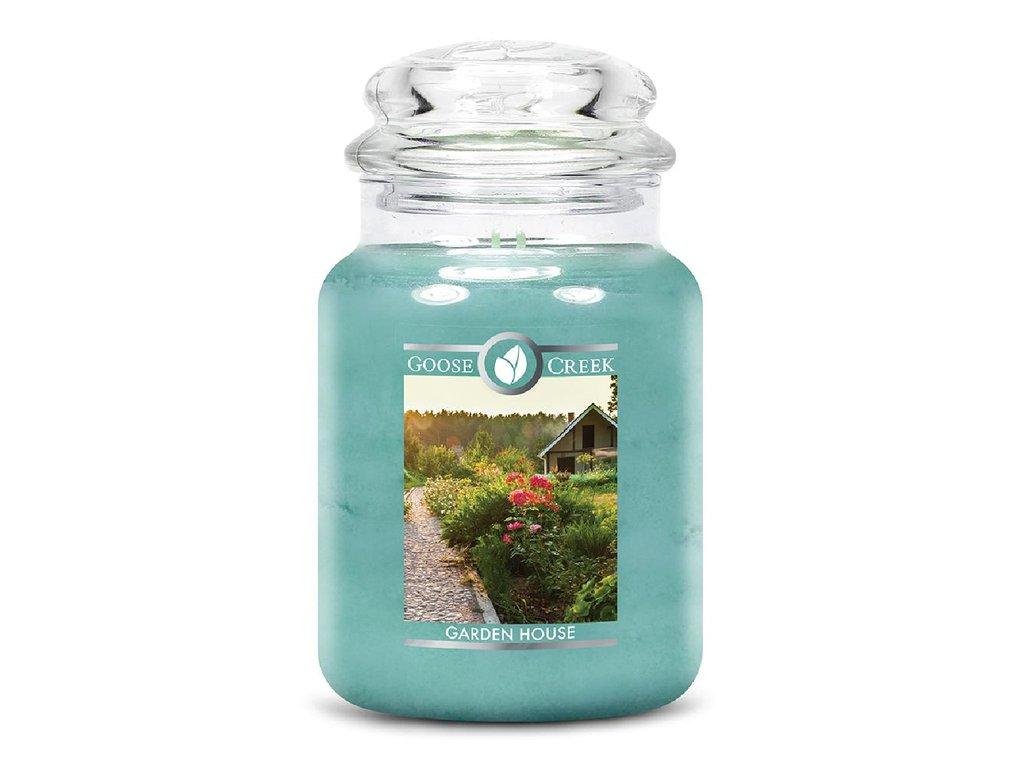 Goose Creek Candle svíčka Garden House, 680 g