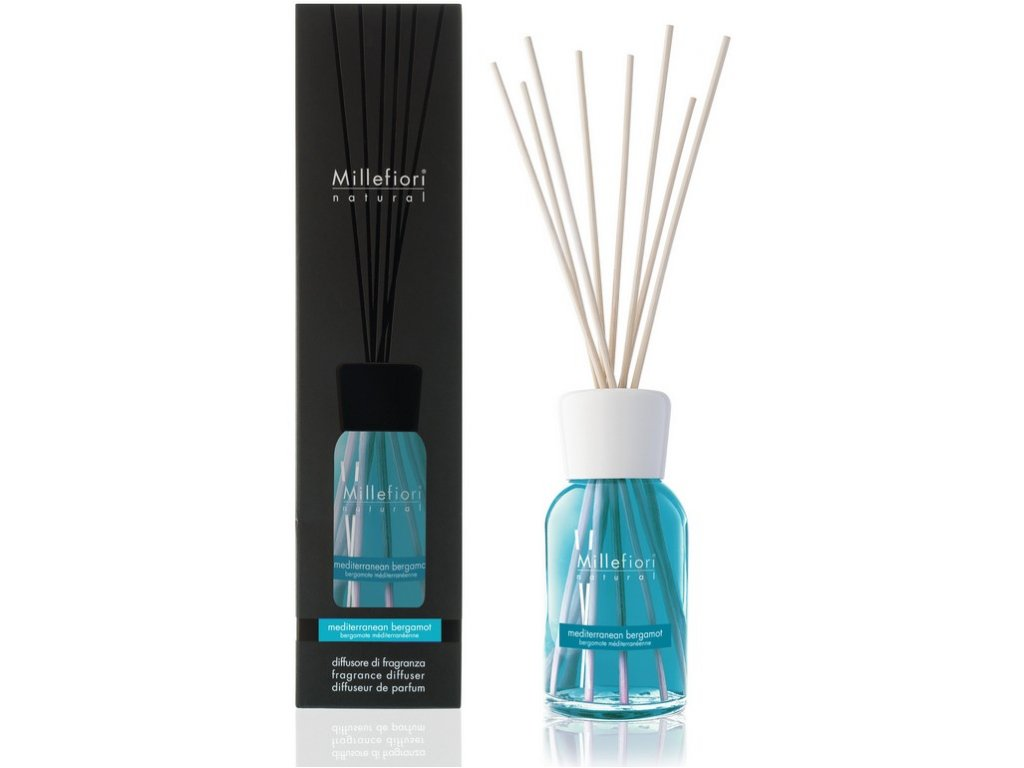 Millefiori Natural Mediterranem Bergamot aroma difuzér 250 ml