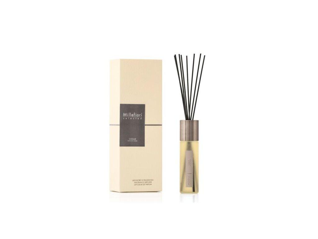Millefiori Selected Cedar aroma difuzér 100 ml