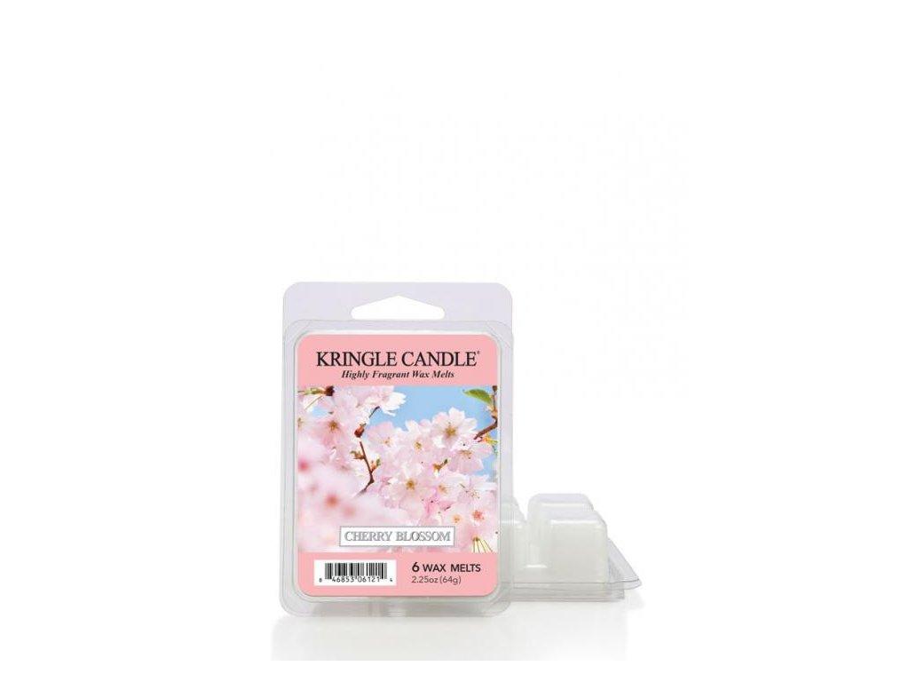 Kringle Candle Cherry Blossom Vonný Vosk, 64 g