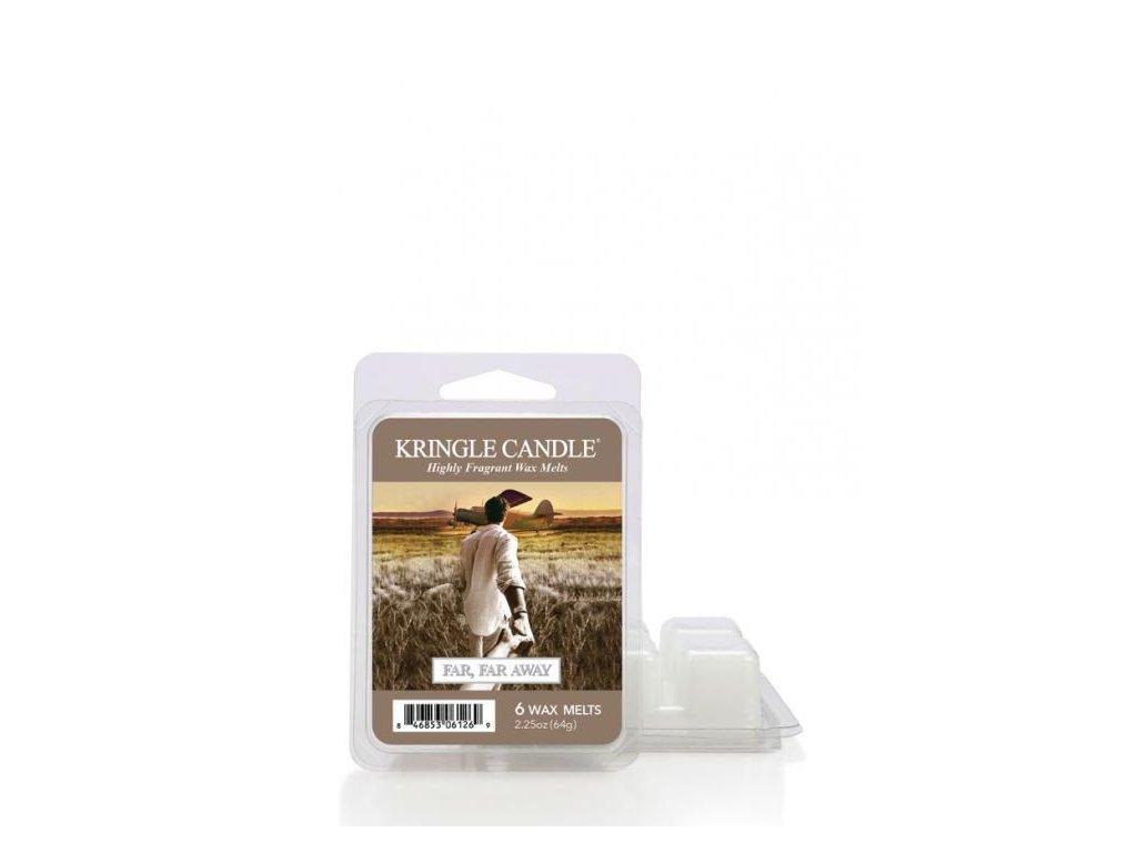 Kringle Candle Far Far Away Vonný Vosk, 64 g