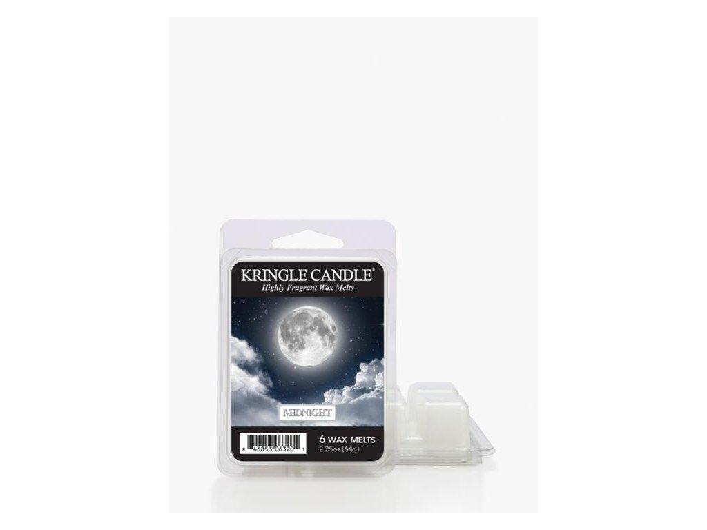 Kringle Candle Midnight Vonný Vosk, 64 g