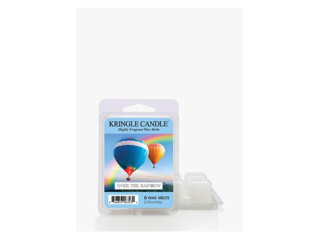 Kringle Candle Over The Rainbow Vonný Vosk, 64 g