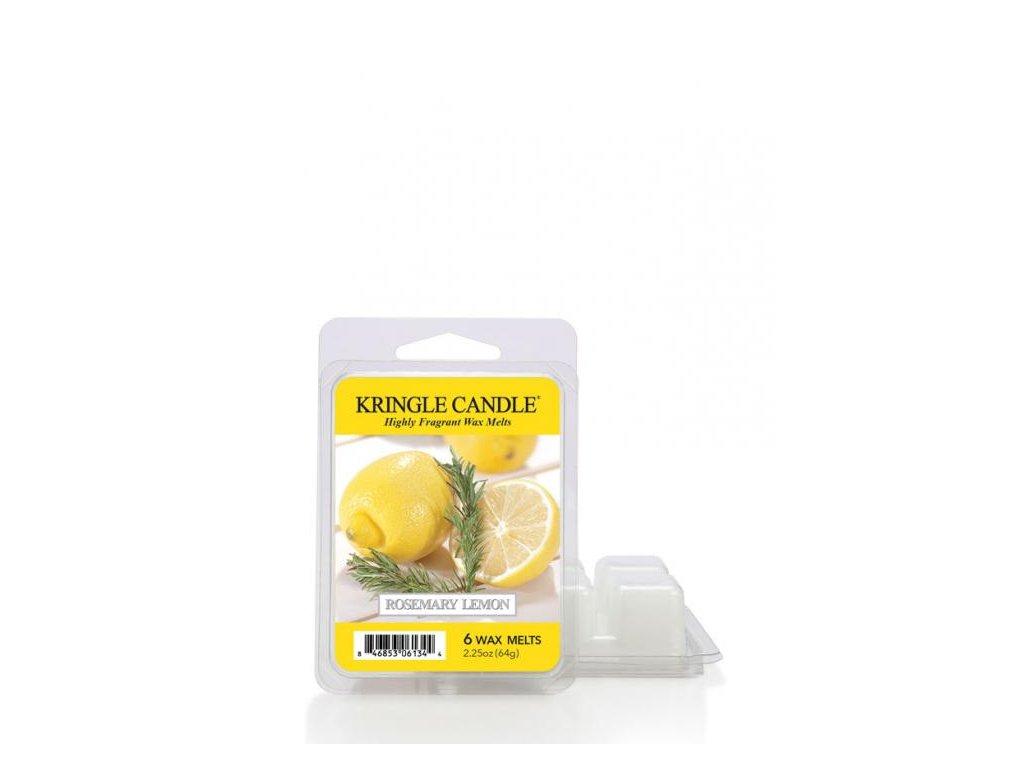 Kringle Candle Rosemary Lemon Vonný Vosk, 64 g