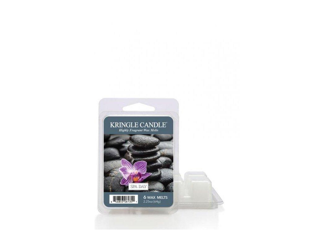 Kringle Candle Spa Day Vonný Vosk, 64 g