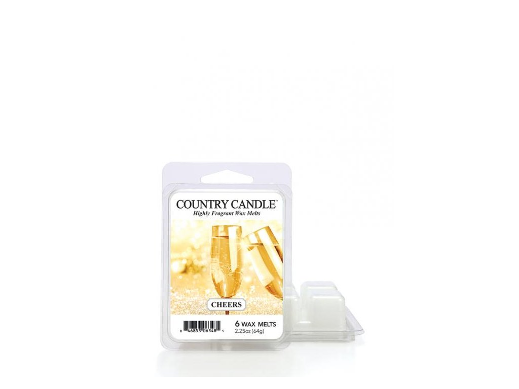 Country Candle Cheers Vonný Vosk, 64 g