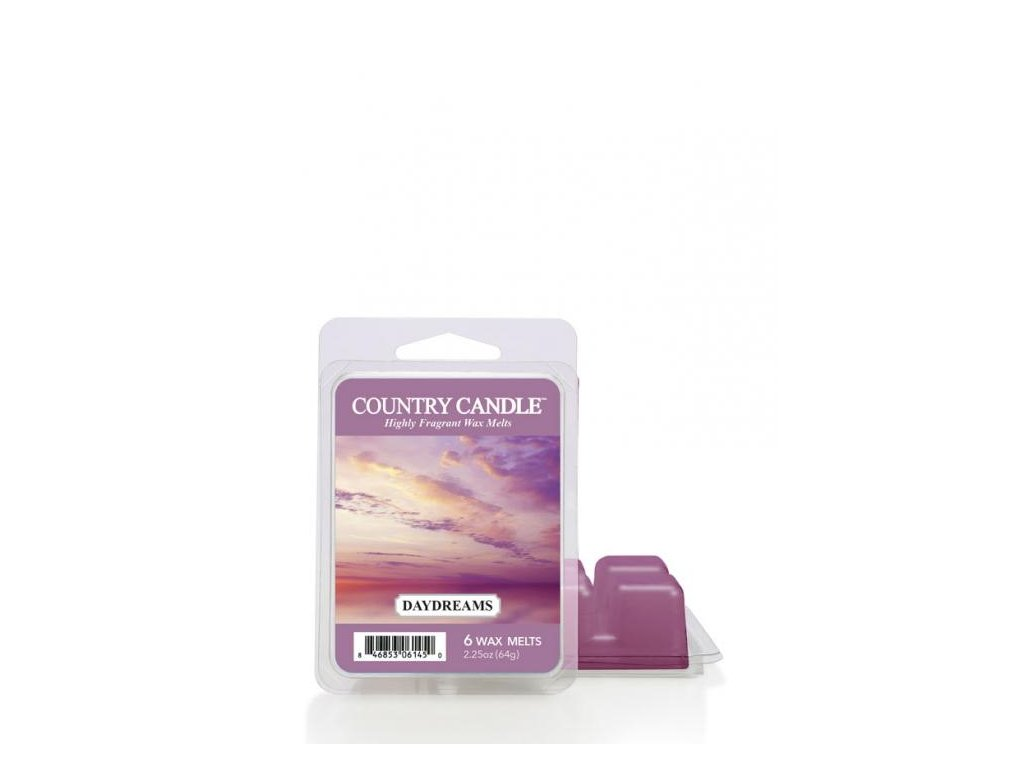 Country Candle Daydreams Vonný Vosk, 64 g