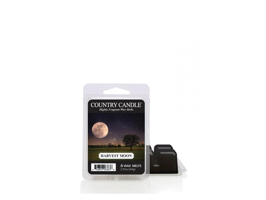Country Candle Harvest Moon Vonný Vosk, 64 g