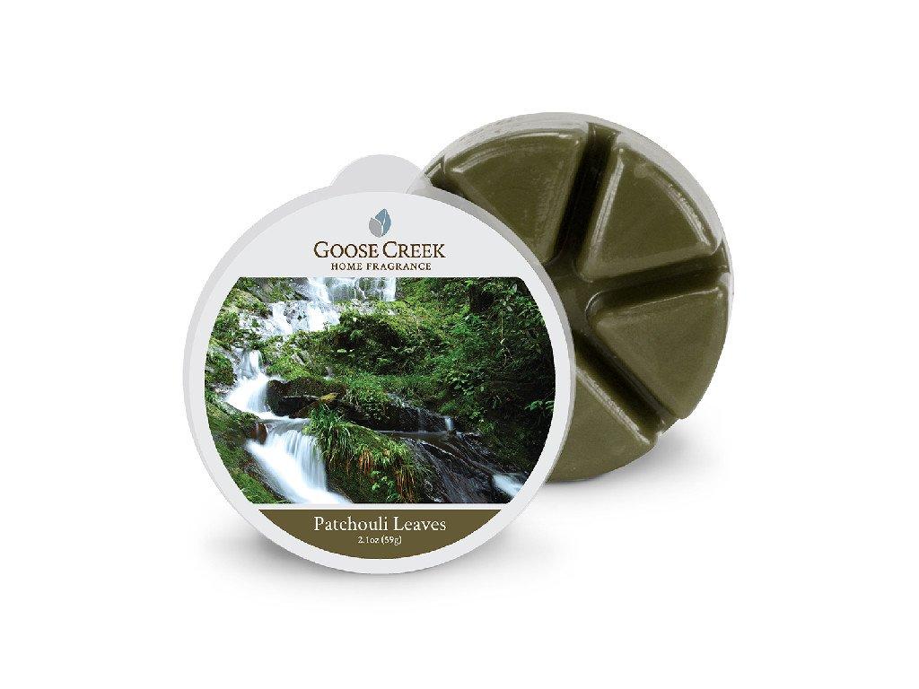 Goose Creek Candle Vonný Vosk Listy z Patchouli - Patchouli, 59 g