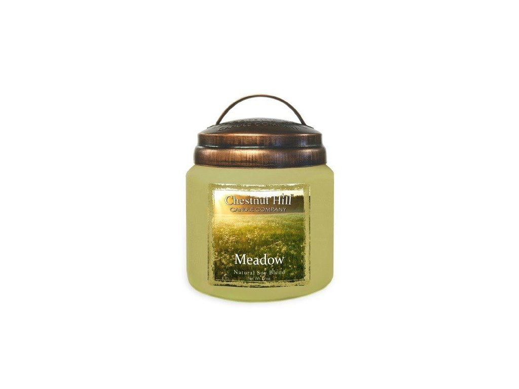 Chestnut Hill Candle svíčka Rozkvetlá louka - Meadow, 454 g