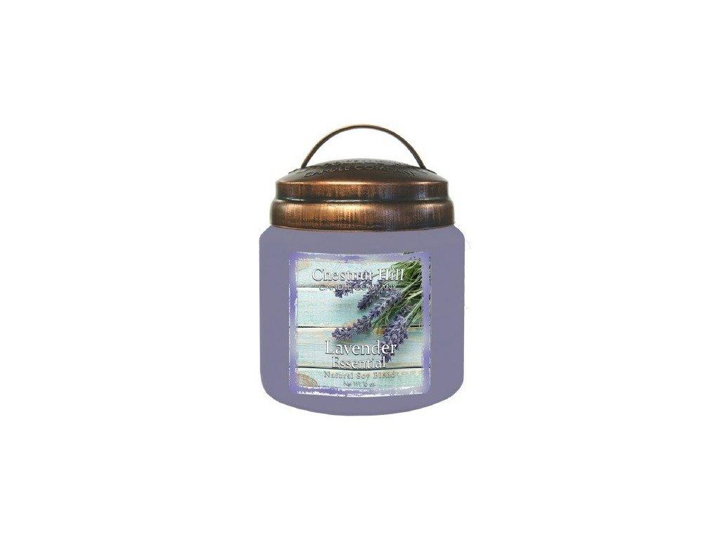 Chestnut Hill Candle svíčka Levandule - Lavender Essential, 454 g