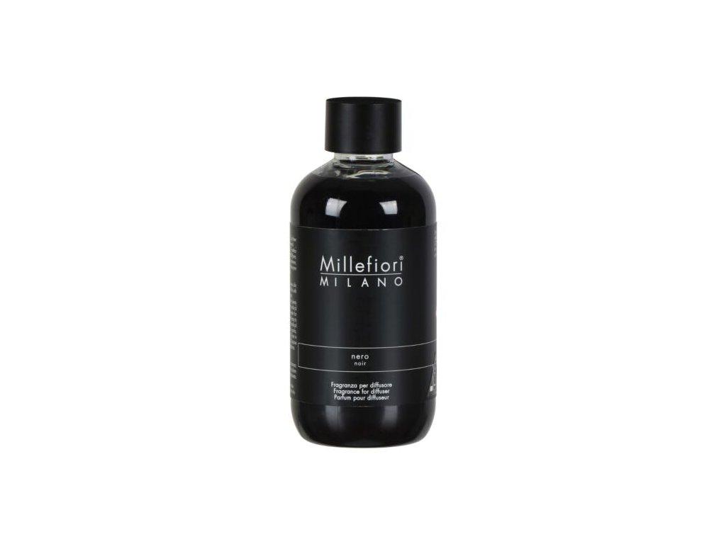 Millefiori Milano Natural náplň do aroma difuzéru Nero, 250 ml
