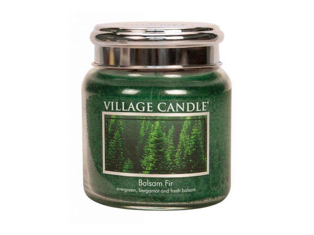 Village Candle Vonná svíčka Jedle - Balsam Fir, 389 g