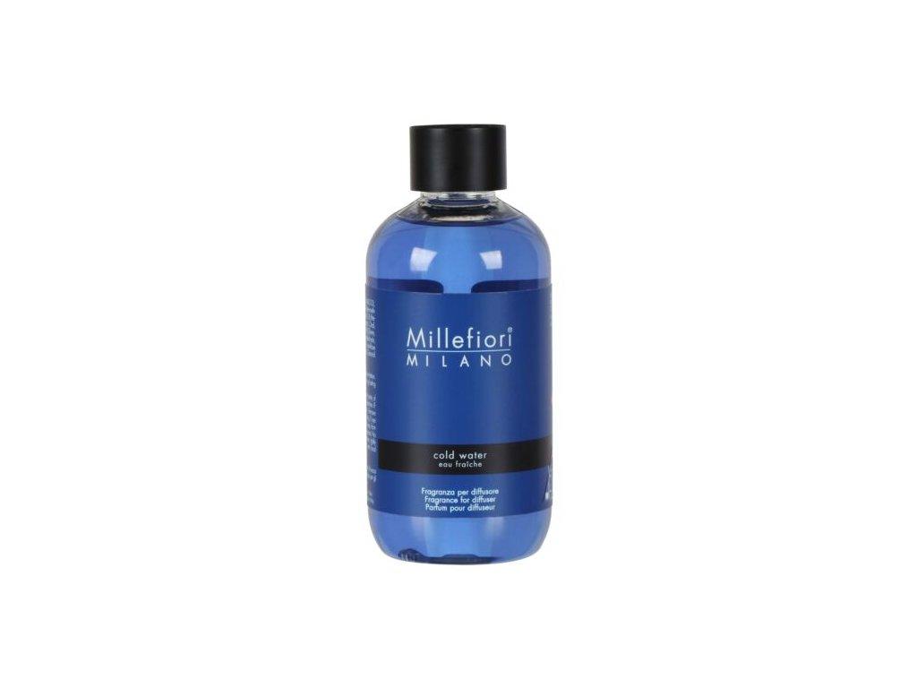 Millefiori Milano Natural náplň do aroma difuzéru Cold Water, 250 ml