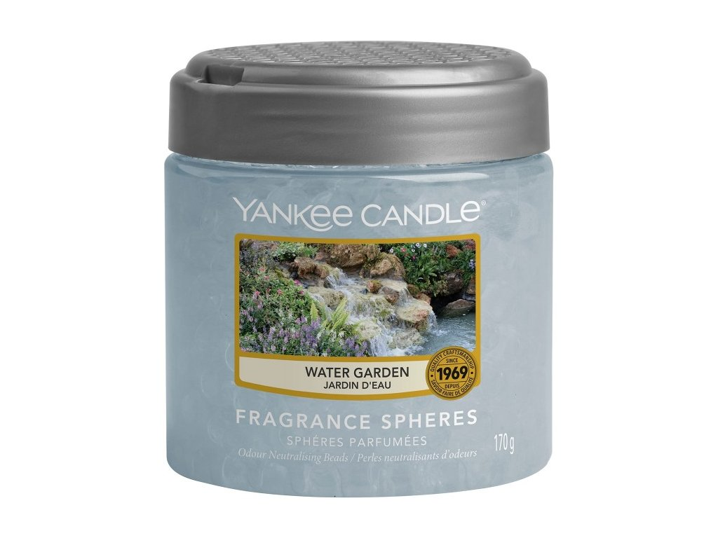 Yankee Candle Water Garden Voňavé perly Spheres, 170 g