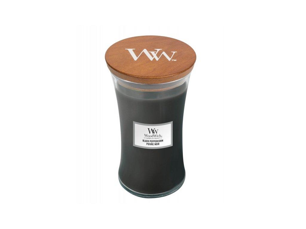 WoodWick Svíčka Black Peppercorn váza velká, 609,5 g