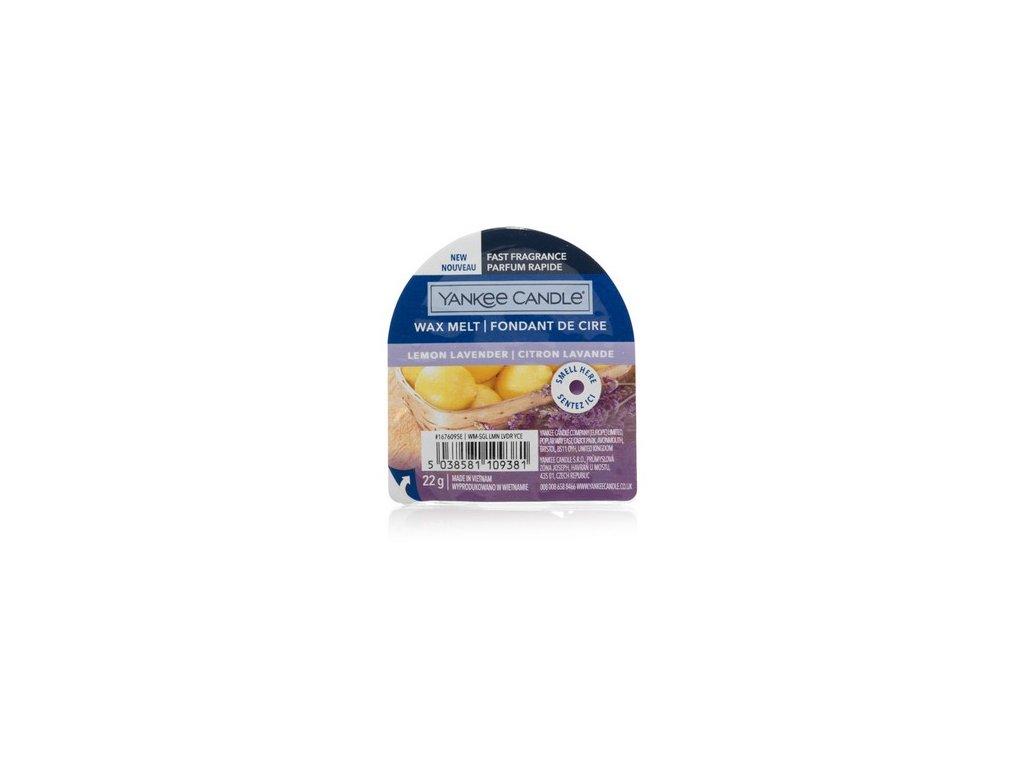 Yankee Candle - Lemon Lavender Vosk do aromalampy, 22 g