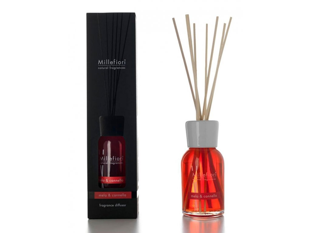 Millefiori Natural Mela & Cannella aroma difuzér 250 ml