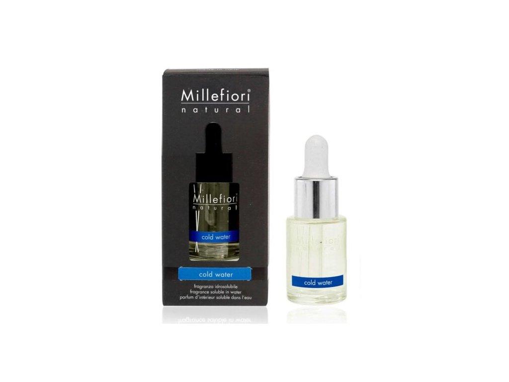 Millefiori Natural Cold Water aroma olej 15 ml