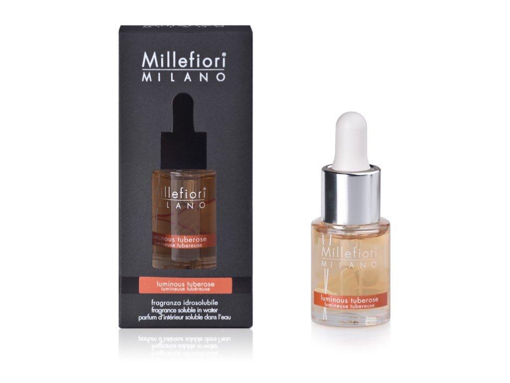 Millefiori Natural Luminous Tuberose aroma olej 15 ml