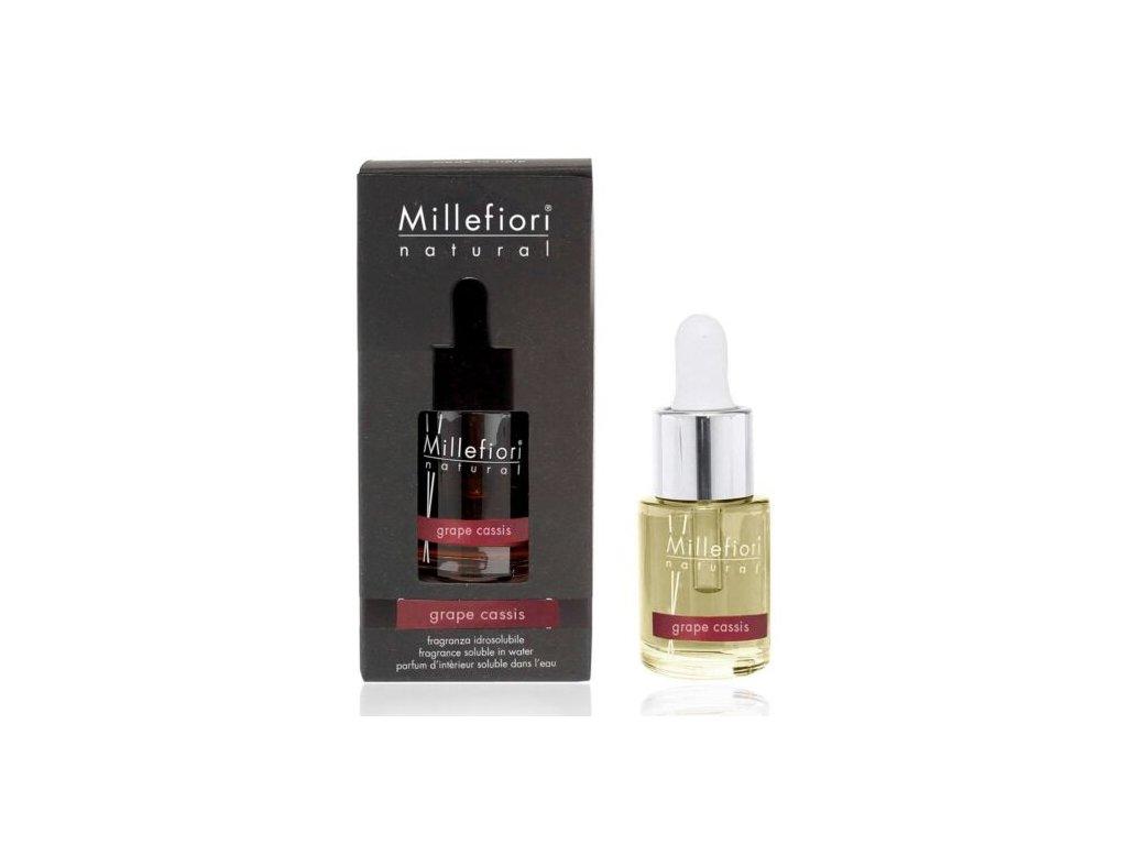 Millefiori Natural Grape Cassis aroma olej 15 ml