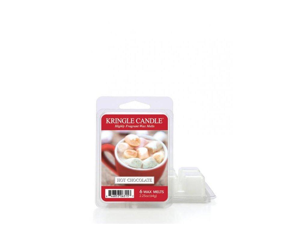 Kringle Candle Hot Chocolate Vonný Vosk, 64 g